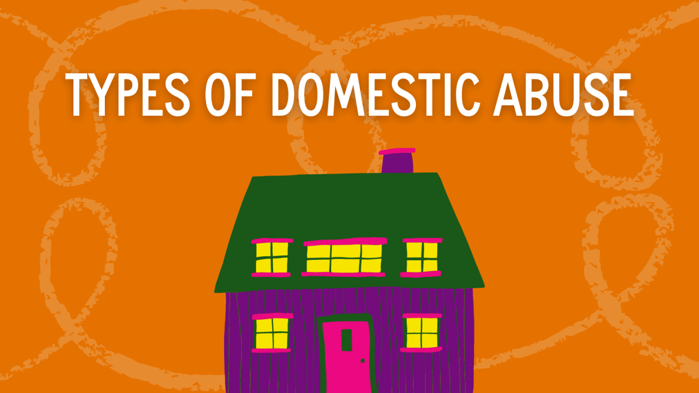 Header image for types of domestic abuse blog